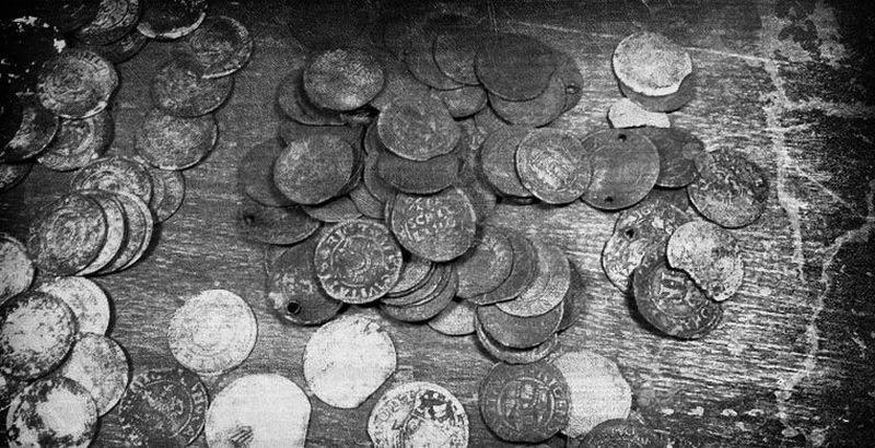Дождь из монет