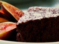 2-х компонентный шоколадный торт