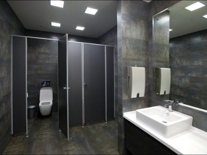 Корпоративный туалет