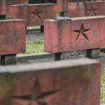 Мемориал советским воинам в польском городе