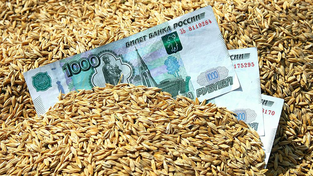 О причинах роста урожая в России