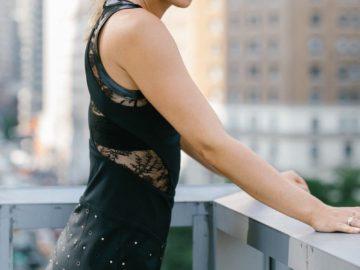 Платье Марии Шараповой