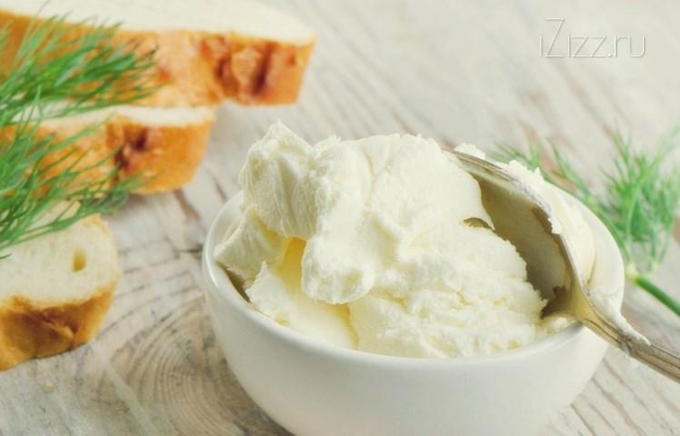 Сыр Филадельфия - рецепт