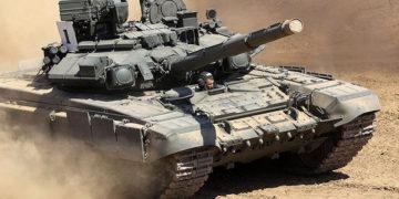 M1 Abrams - Т-90