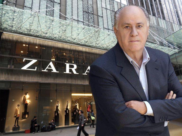 Амансио Ортега - Zara