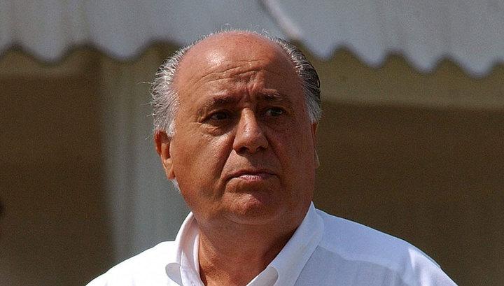 Амансио Ортеги