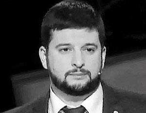 Игорь Димитриев, политический эмигрант