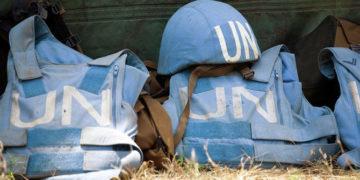 Миротворцы ООН