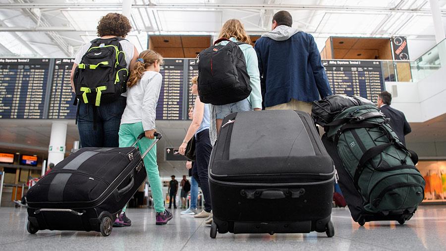 Нормы бесплатного провоза багажа в самолетах