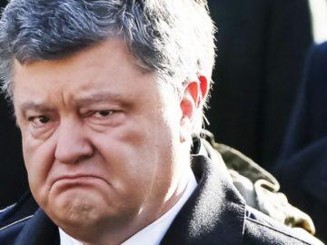 Отставка Порошенко