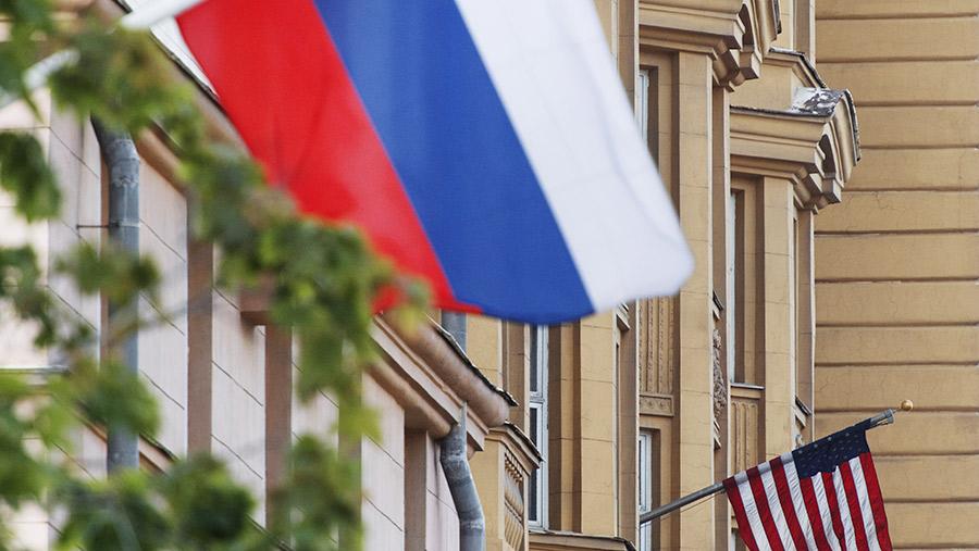 Российско-американские отношения