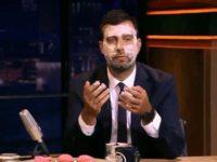 Соловьиный помет - Ургант о программе Соловьева
