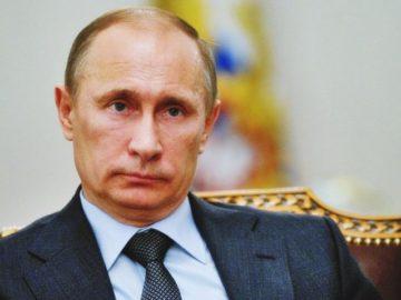 Журнал Focus - Путин