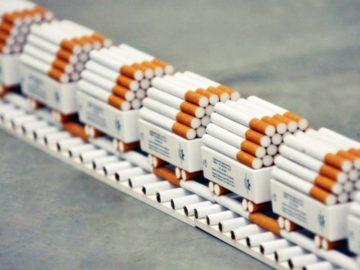 Цены на сигареты значительно вырастут