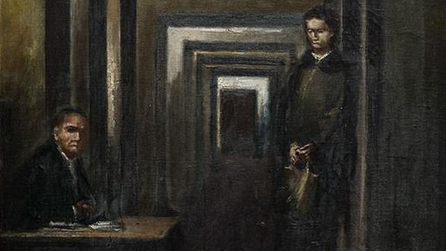 Картина Адольфа Гитлера