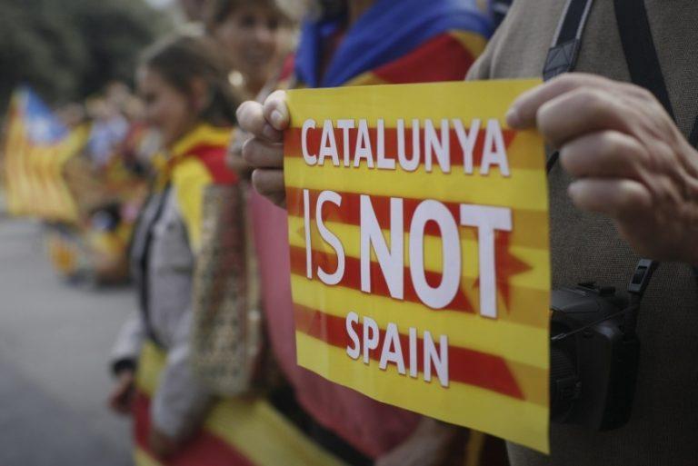 Каталония - не Испания