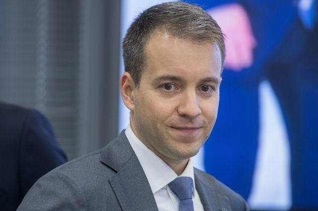 министр связи и массовых коммуникаций Николай Никифоров