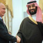 Россия и Саудовская Аравия договорились