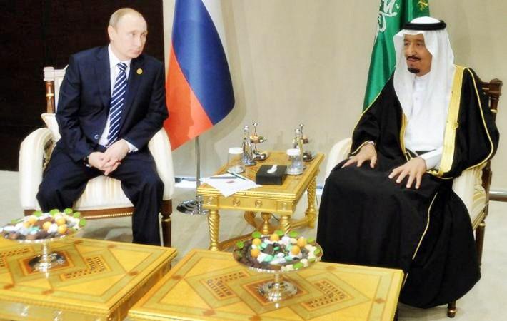 Россия и Саудовская Аравия - C-400 - США